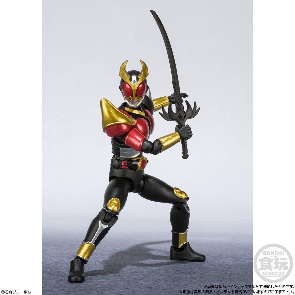 【食玩】SHODO-X『仮面ライダー6』可動フィギュア 10個入りBOX-008