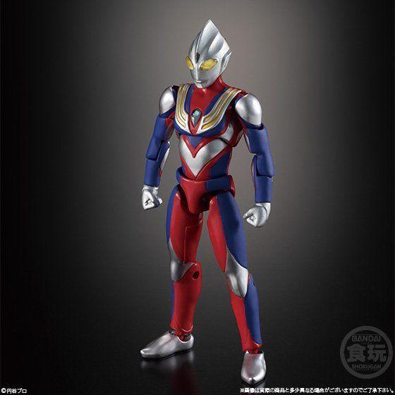 【食玩】『超動ウルトラマン5』可動フィギュア 10個入りBOX-002