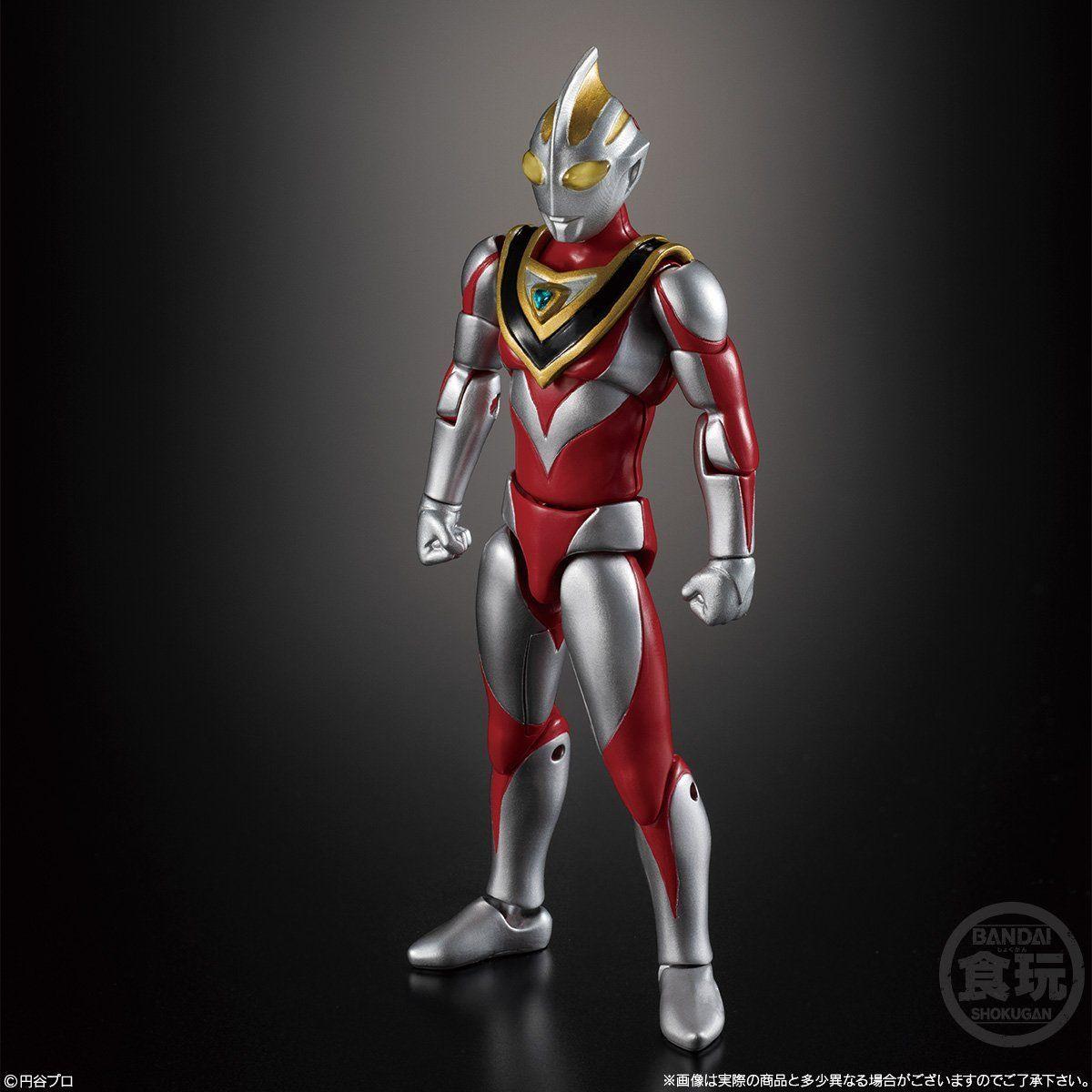 【食玩】『超動ウルトラマン5』可動フィギュア 10個入りBOX-004