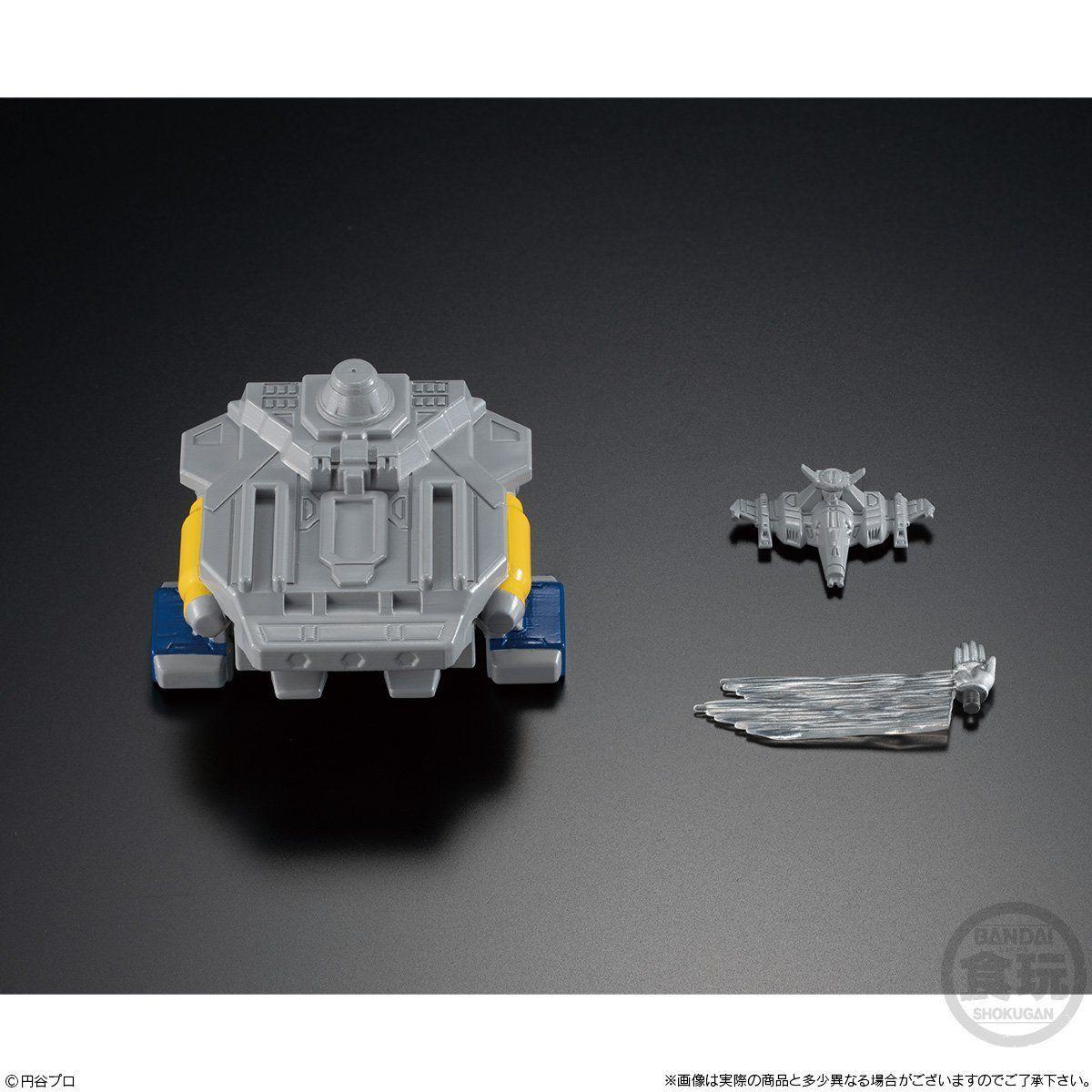 【食玩】『超動ウルトラマン5』可動フィギュア 10個入りBOX-005