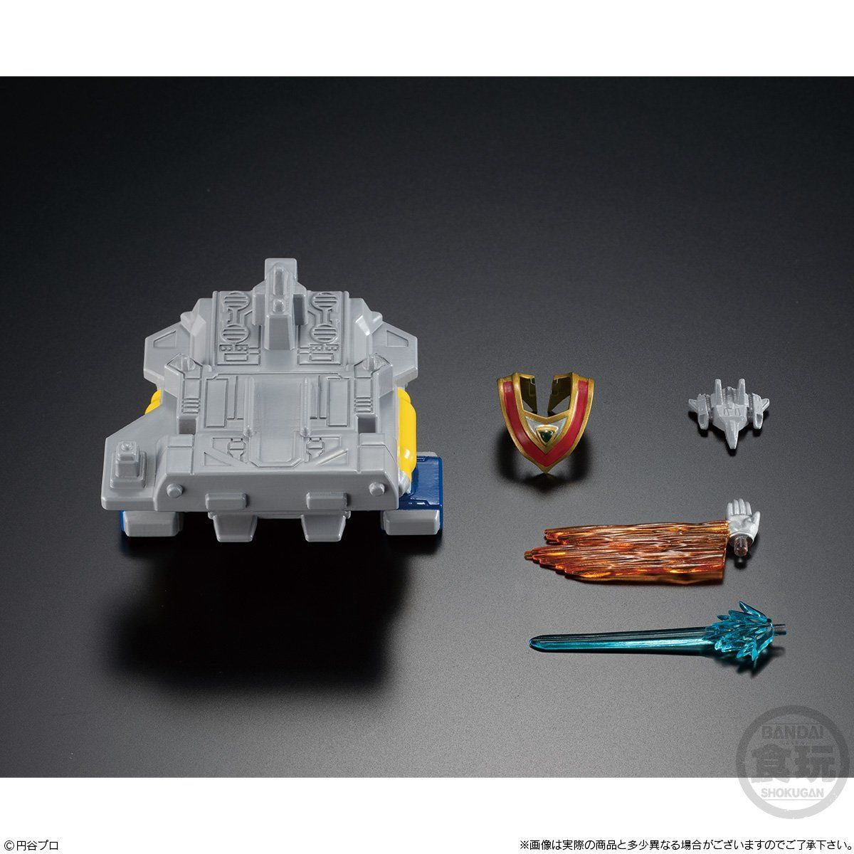 【食玩】『超動ウルトラマン5』可動フィギュア 10個入りBOX-007