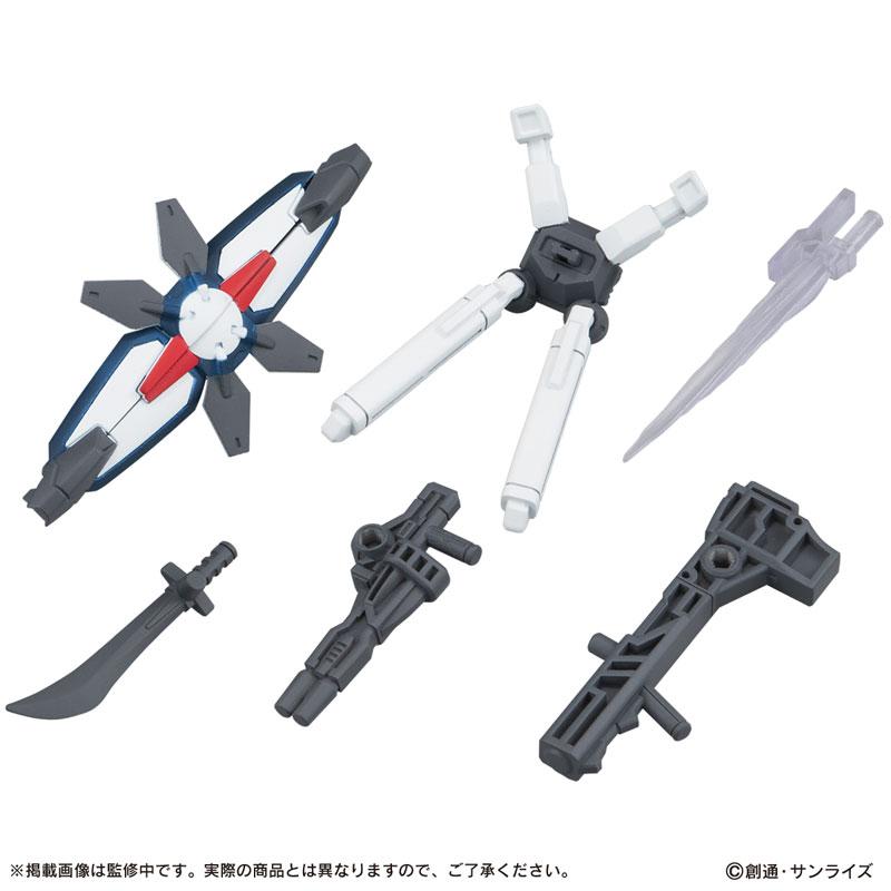 機動戦士ガンダム『MOBILE SUIT ENSEMBLE 10』10個入りBOX-005