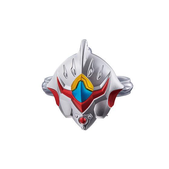 【ガシャポン】ウルトラマンタイガ『GPウルトラタイガアクセサリー02』変身なりきり-001