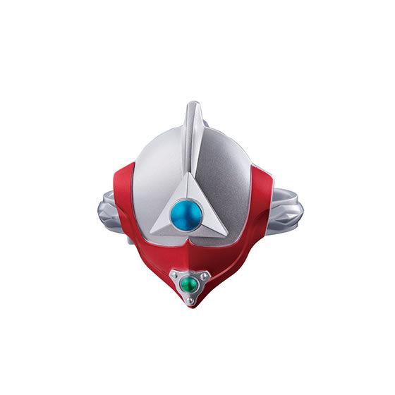 【ガシャポン】ウルトラマンタイガ『GPウルトラタイガアクセサリー02』変身なりきり-004