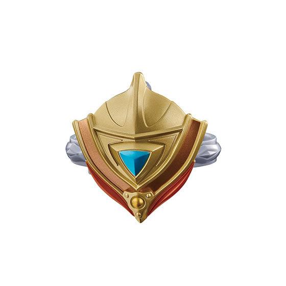 【ガシャポン】ウルトラマンタイガ『GPウルトラタイガアクセサリー02』変身なりきり-005