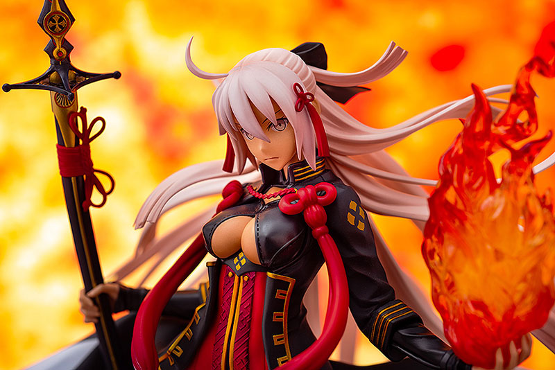 Fate/Grand Order『アルターエゴ/沖田総司〔オルタ〕』1/7 完成品フィギュア-008