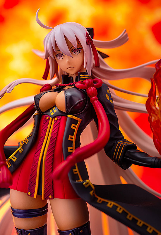 Fate/Grand Order『アルターエゴ/沖田総司〔オルタ〕』1/7 完成品フィギュア-009