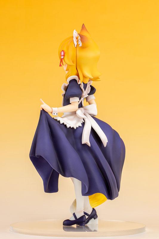 世話やきキツネの仙狐さん『仙狐 メイドver』1/7 完成品フィギュア-003