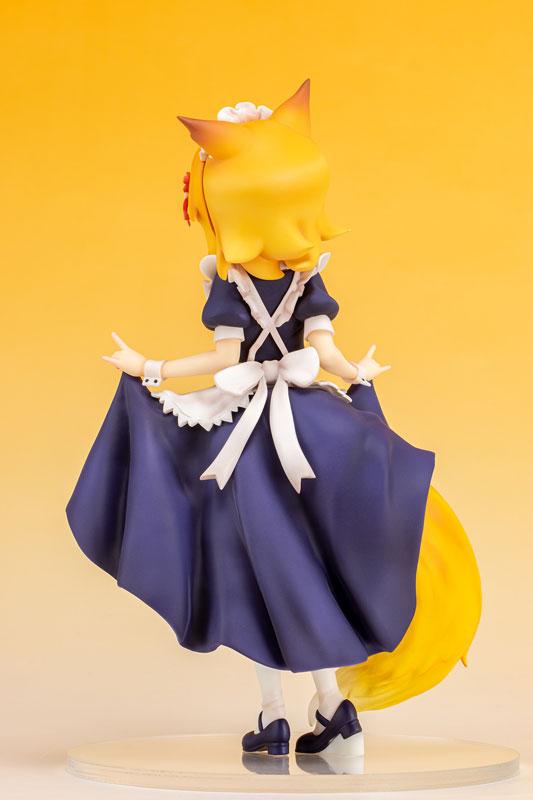 世話やきキツネの仙狐さん『仙狐 メイドver』1/7 完成品フィギュア-004