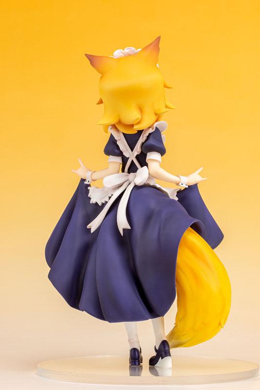 世話やきキツネの仙狐さん『仙狐 メイドver』1/7 完成品フィギュア-005