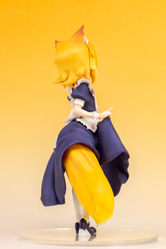 世話やきキツネの仙狐さん『仙狐 メイドver』1/7 完成品フィギュア-006