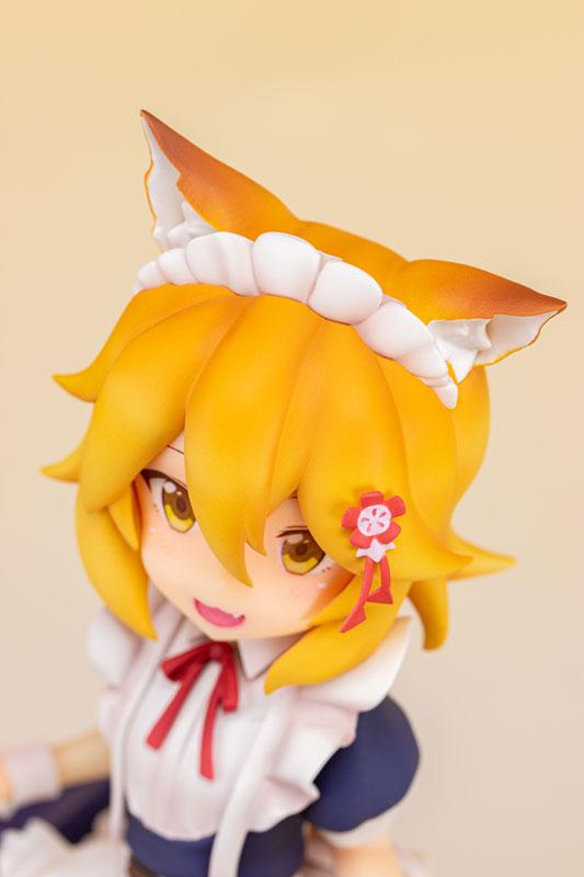 世話やきキツネの仙狐さん『仙狐 メイドver』1/7 完成品フィギュア-012