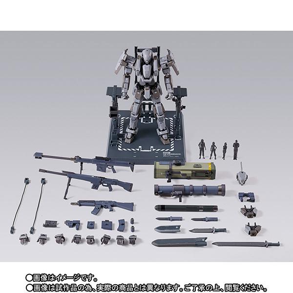 【先着販売】METAL BUILD『ガーンズバック Ver.IV』可動フィギュア