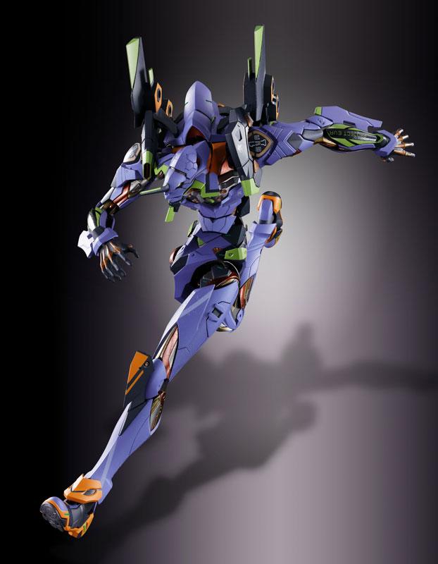 【再販】METAL BUILD『エヴァンゲリオン初号機』新世紀エヴァンゲリオン アクションフィギュア-002