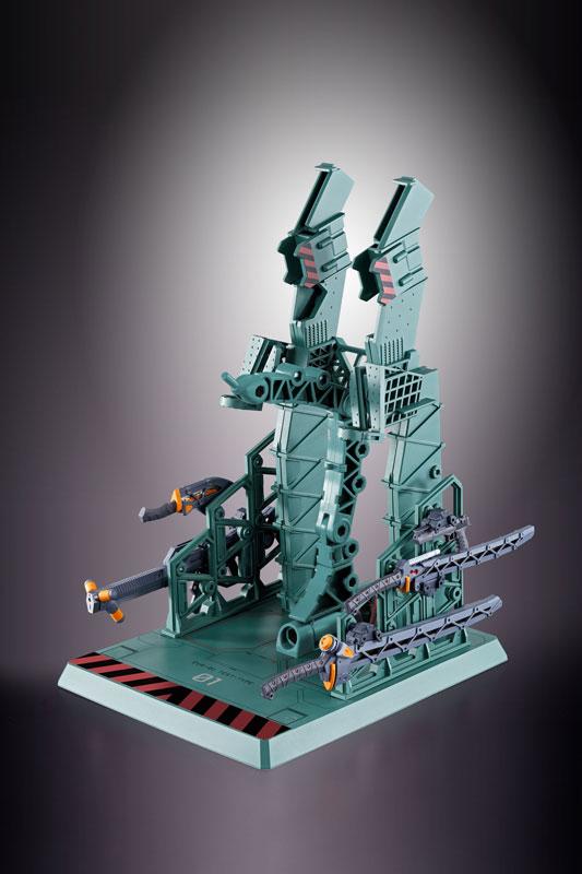 【再販】METAL BUILD『エヴァンゲリオン初号機』新世紀エヴァンゲリオン アクションフィギュア-010