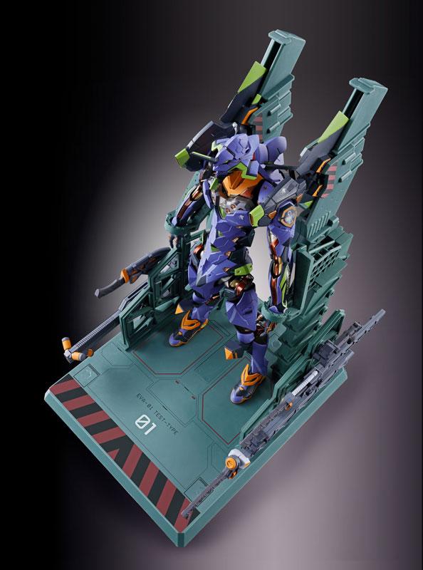 【再販】METAL BUILD『エヴァンゲリオン初号機』新世紀エヴァンゲリオン アクションフィギュア-021