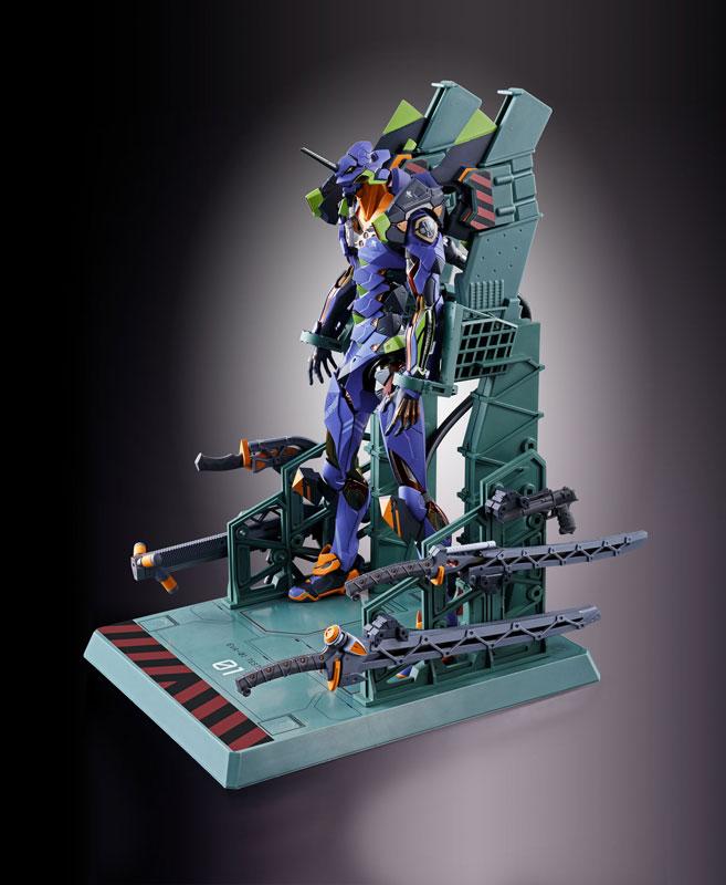 【再販】METAL BUILD『エヴァンゲリオン初号機』新世紀エヴァンゲリオン アクションフィギュア-022