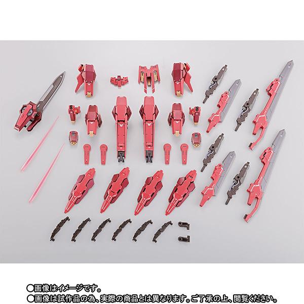 """【先着販売】METAL BUILD『ガンダムアストレアTYPE-F用""""アヴァラングダッシュ""""OPセット』オプションパーツ"""