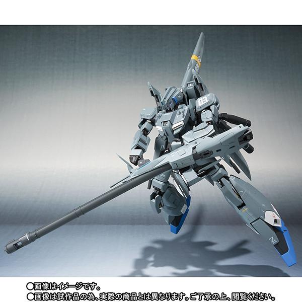 【先着販売】METAL ROBOT魂(Ka signature)<SIDE MS>『ゼータプラス C1(03 シグマン機)』可動フィギュア