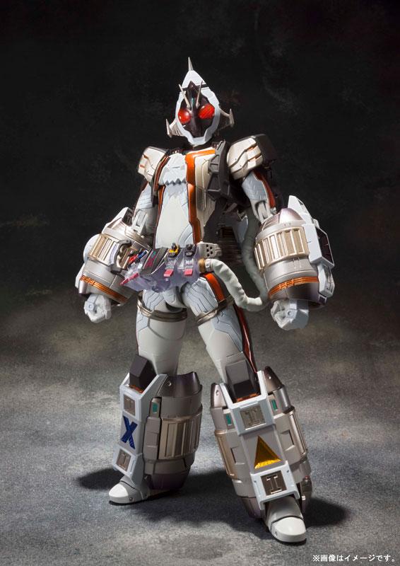 S.I.C.『仮面ライダーフォーゼ ベースステイツ』アクションフィギュア-001
