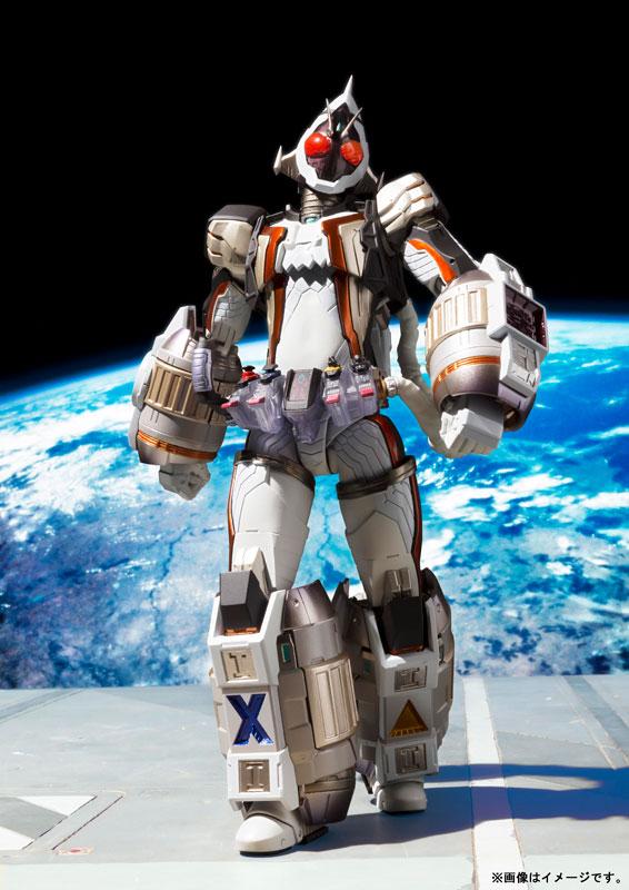 S.I.C.『仮面ライダーフォーゼ ベースステイツ』アクションフィギュア-005