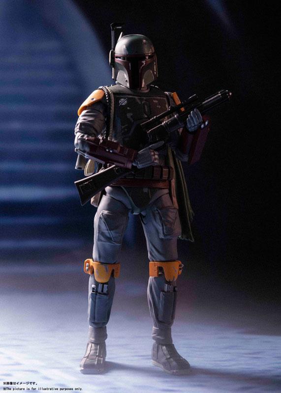 S.H.Figuarts『ボバ・フェット(STAR WARS:Episode VI - Return of the Jedi)』スター・ウォーズ アクションフィギュア-009