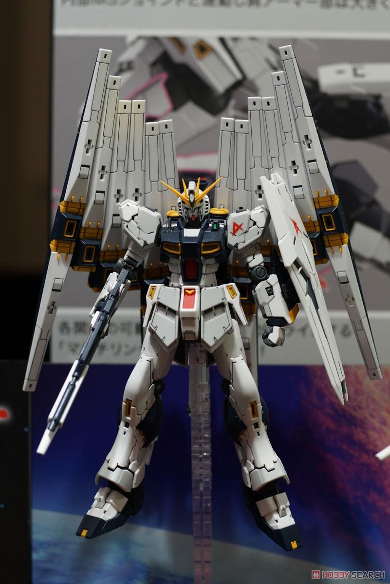 【再販】RG 1/144『νガンダム』逆襲のシャア プラモデル-014