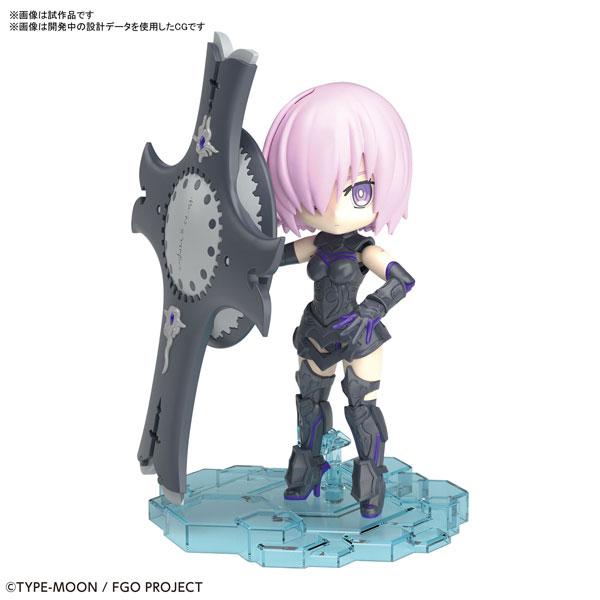 ぷちりっつ『シールダー/マシュ・キリエライト』Fate/Grand Order プラモデル