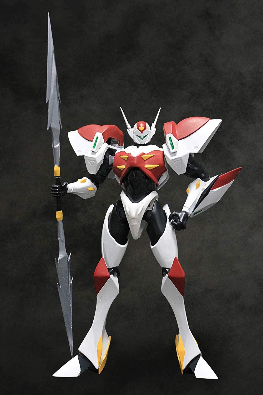 宇宙の騎士テッカマンブレード『テッカマンブレード』可動フィギュア-001