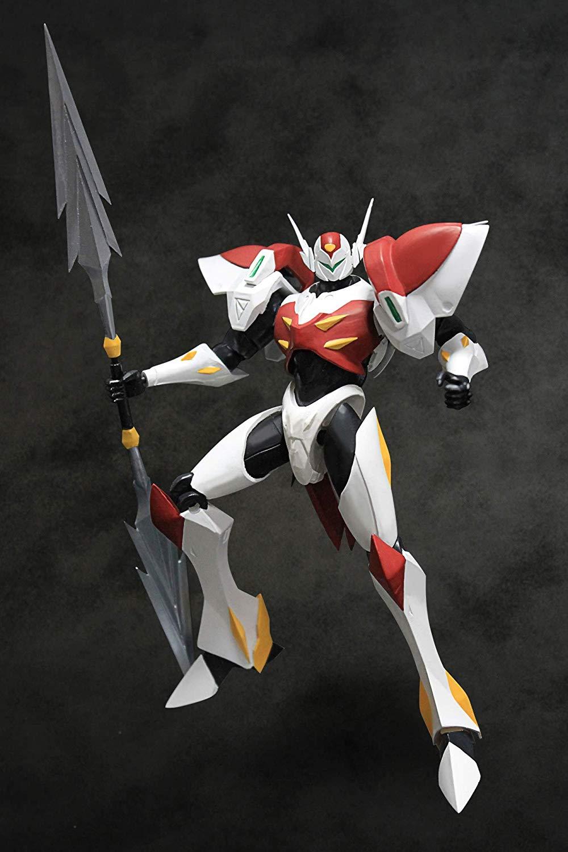 宇宙の騎士テッカマンブレード『テッカマンブレード』可動フィギュア-002