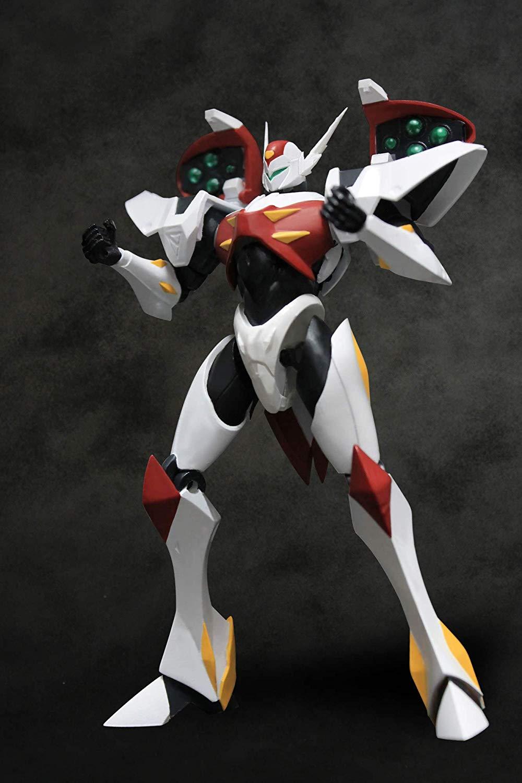 宇宙の騎士テッカマンブレード『テッカマンブレード』可動フィギュア-003