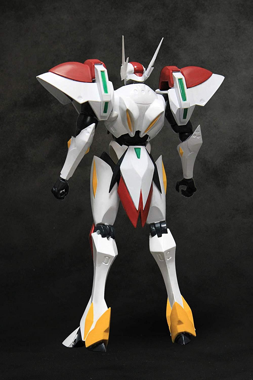 宇宙の騎士テッカマンブレード『テッカマンブレード』可動フィギュア-004