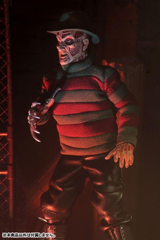 エルム街の悪夢 ザ・リアルナイトメア『フレディ・クルーガー』 8インチ アクションドール-003