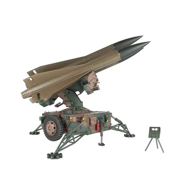 1/35『陸上自衛隊 MIM-23 ホークミサイル』プラモデル