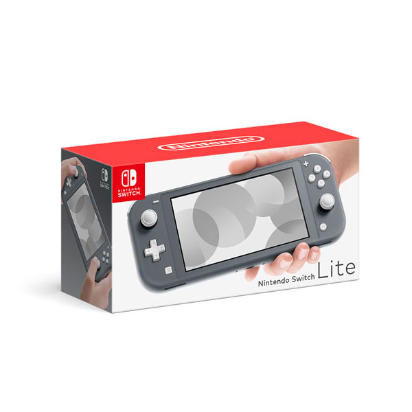 ニンテンドースイッチ ライト『Nintendo Switch Lite グレー』ゲーム機