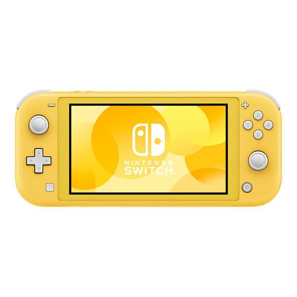 ニンテンドースイッチ ライト『Nintendo Switch Lite イエロー』ゲーム機-002