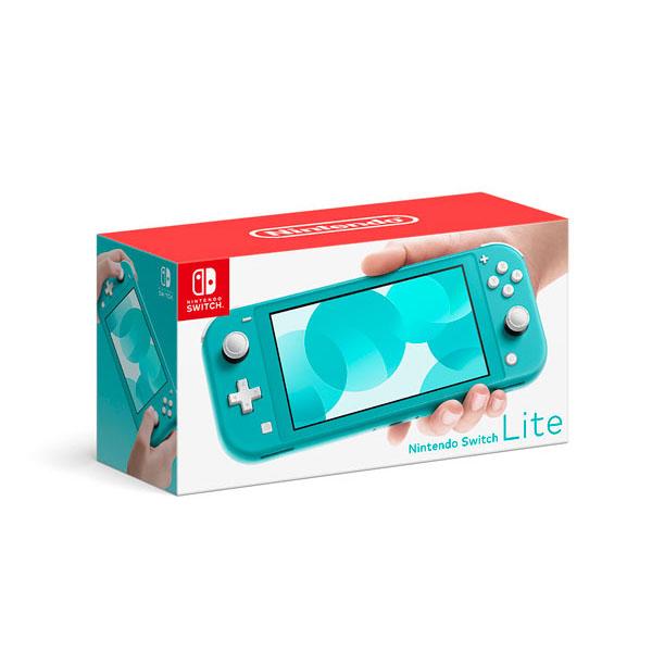 ニンテンドースイッチ ライト『Nintendo Switch Lite ターコイズ』ゲーム機