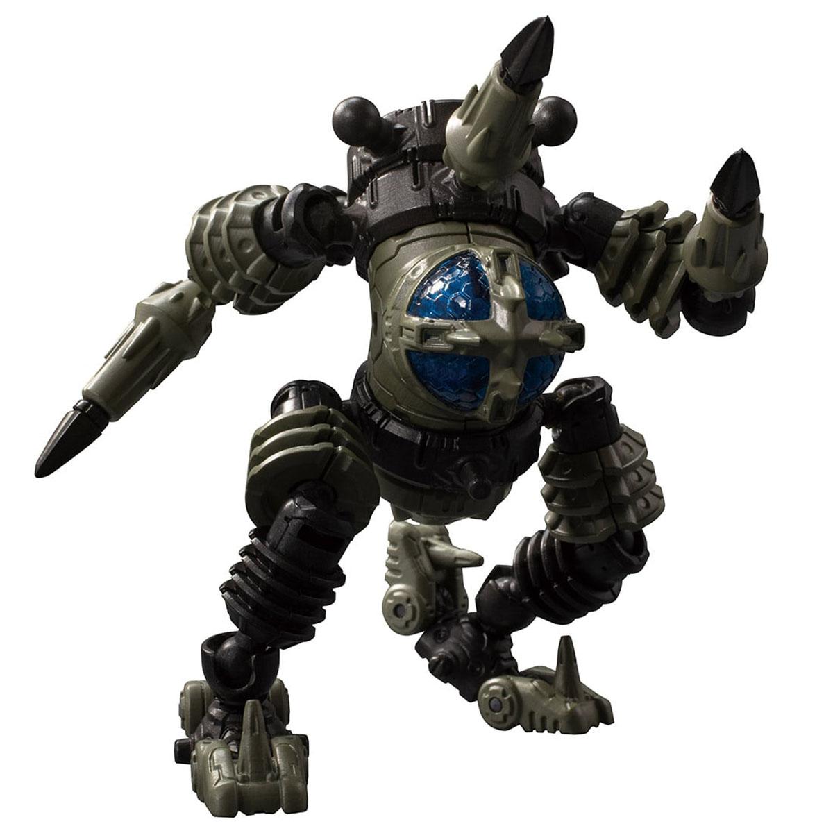 ダイアクロン『DA-38 ワルダレイダー〈バグヘッド〉』可動フィギュア-008