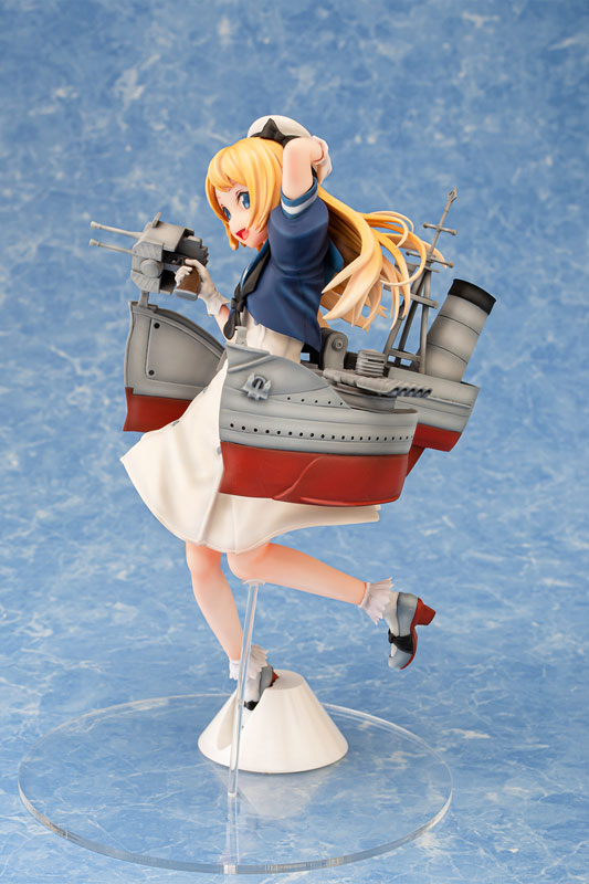 艦隊これくしょん -艦これ-『駆逐艦ジャーヴィス』1/7 完成品フィギュア-003
