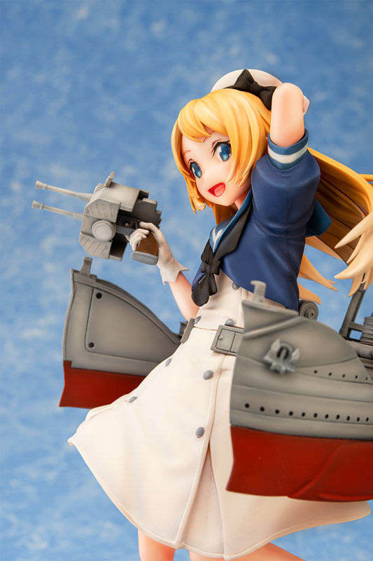艦隊これくしょん -艦これ-『駆逐艦ジャーヴィス』1/7 完成品フィギュア-007