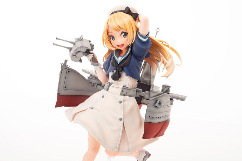 艦隊これくしょん -艦これ-『駆逐艦ジャーヴィス』1/7 完成品フィギュア-009