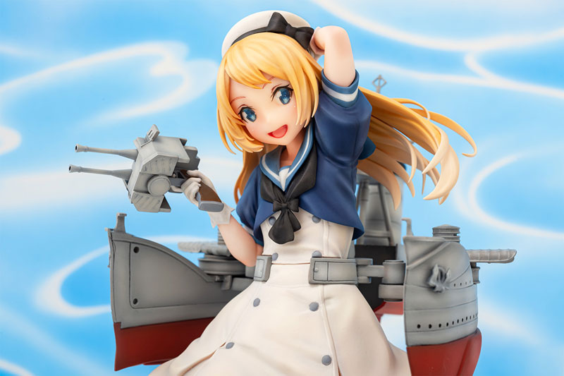 艦隊これくしょん -艦これ-『駆逐艦ジャーヴィス』1/7 完成品フィギュア-011