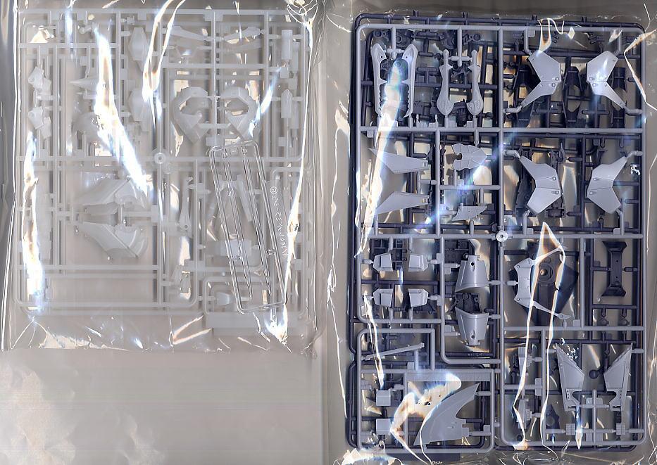 【再販】ファイブスター物語『レッドミラージュ(L.E.D. MIRAGE)』1/144 プラモデル-008