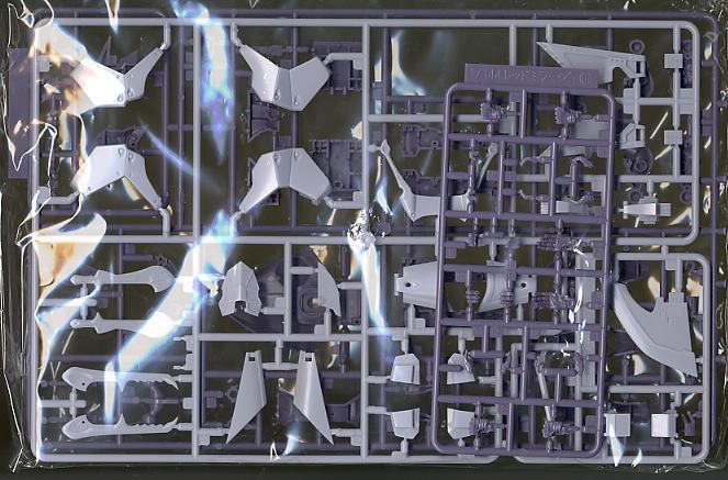 【再販】ファイブスター物語『レッドミラージュ 先行量産型2989(コーラス戦仕様)』1/144 プラモデル-006