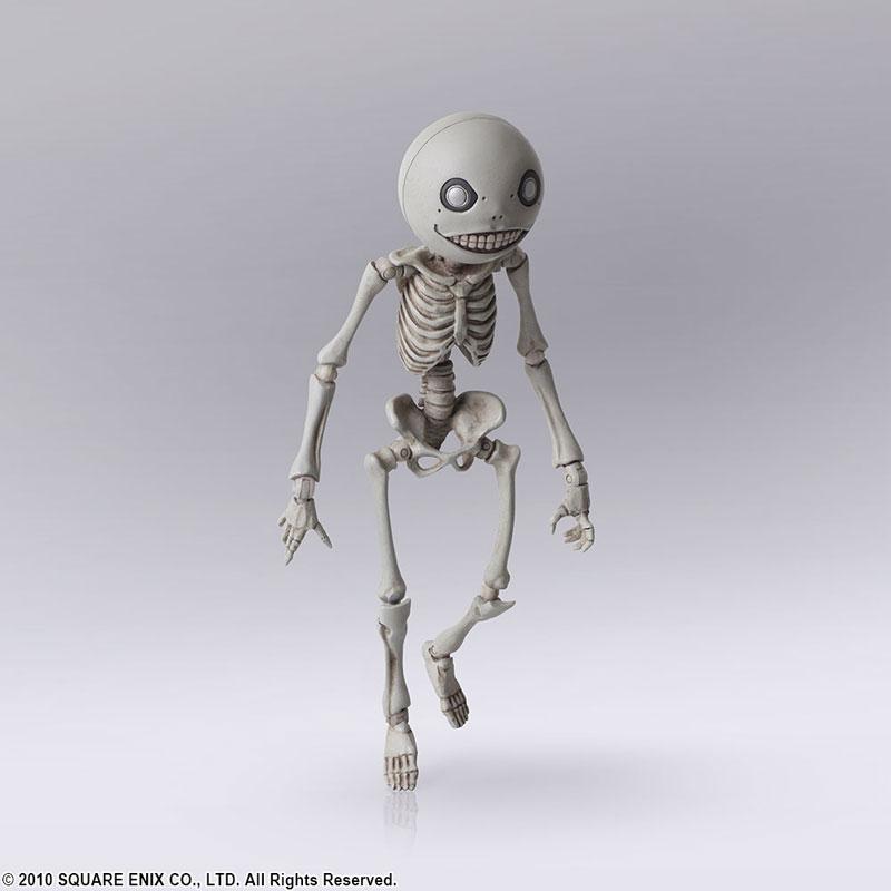 BRING ARTS『ニーア&エミール』NieR RepliCant 可動フィギュア-006