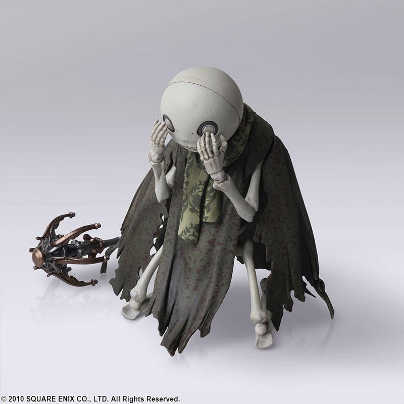 BRING ARTS『ニーア&エミール』NieR RepliCant 可動フィギュア-008
