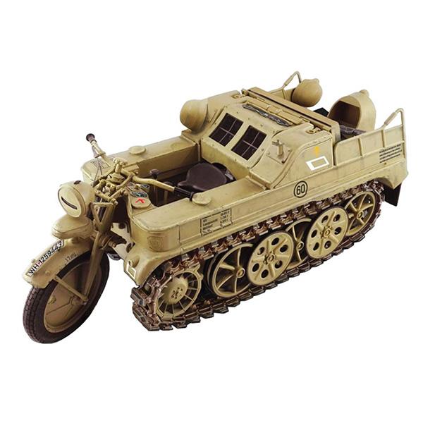 【再販】1/9『WW.II ドイツ軍 ケッテンクラート』プラモデル