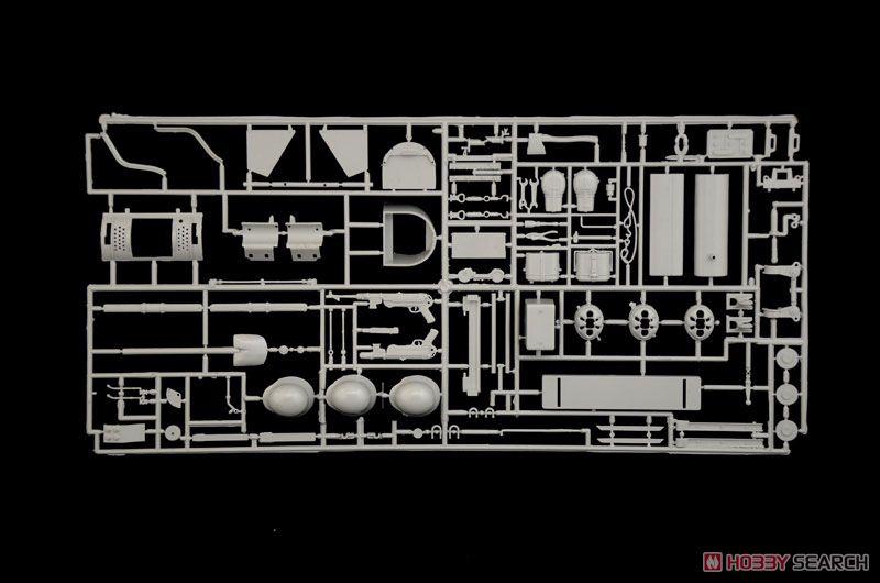 【再販】1/9『WW.II ドイツ軍 ケッテンクラート』プラモデル-013
