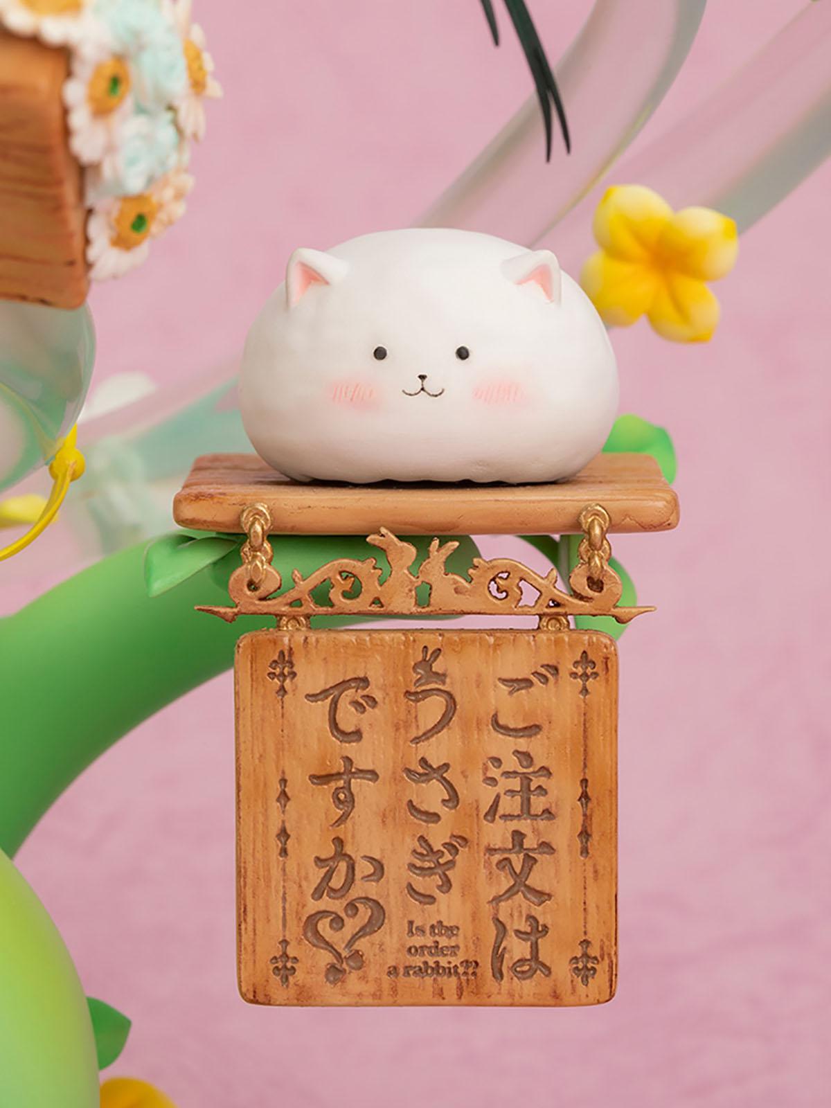 ご注文はうさぎですか??『チノ ~お花のブランコ~』1/7 完成品フィギュア-007
