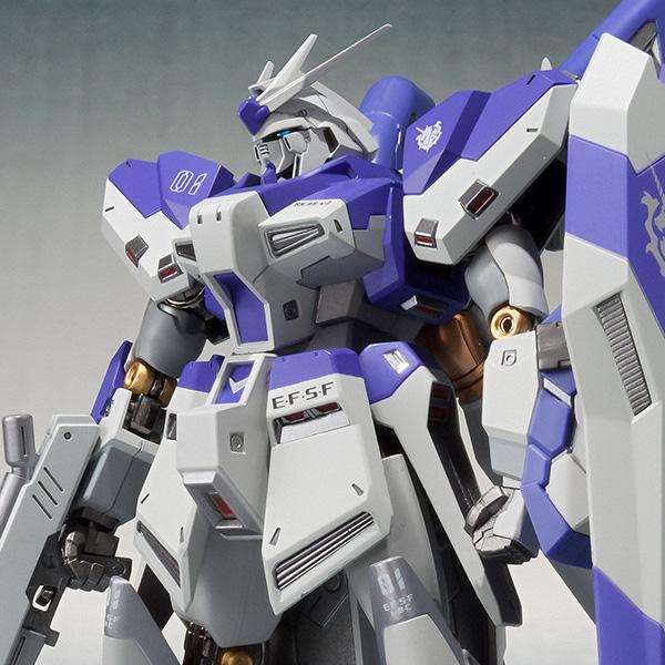 METAL ROBOT魂〈SIDE MS〉『Hi-νガンダム』逆襲のシャア 可動フィギュア